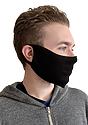 Unisex Rib Face Mask  Laydown