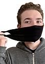 Unisex Rib Face Mask  Side3