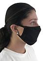 Unisex Organic 2 Ply Face Mask NIGHT Side