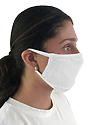 Unisex Organic 2 Ply Face Mask  Side