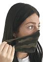 Unisex Camo Jersey Face Mask  side2