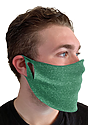 Unisex Rib Spandex Face Mask TRI KELLY Side